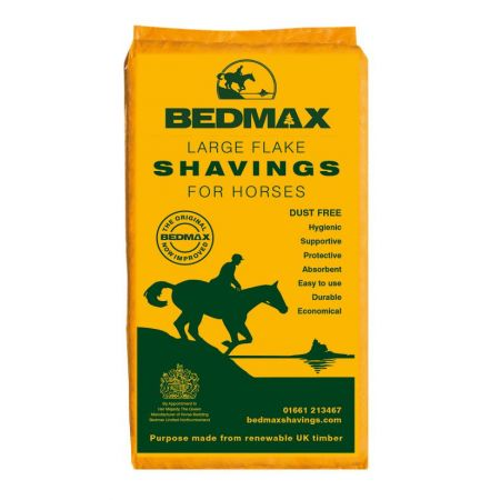 BedMax Softwood Shaving Flakes